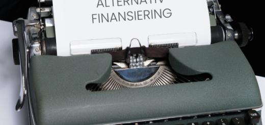 Alternativ finansiering