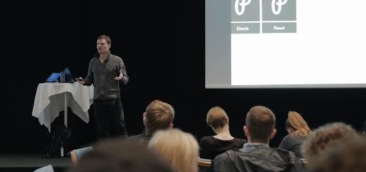 Præsentationsteknikker og pitch deck