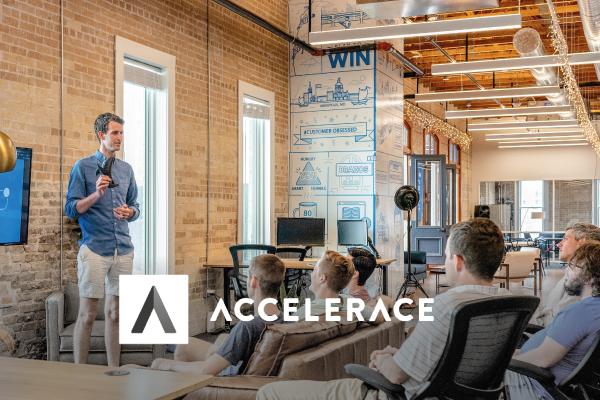 Accelerace x Heyfunding samarbejde